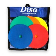 """Flat Spot 6"""" Anti Slip Colour Markers"""