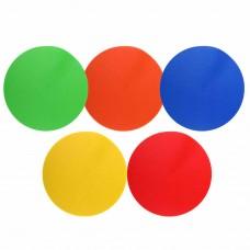 """Flat Spot 8"""" Anti Slip Colour Markers"""
