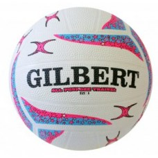 Gilbert APT Rubber trainer moulded  -size 5
