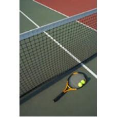 Tennis Net Double Top